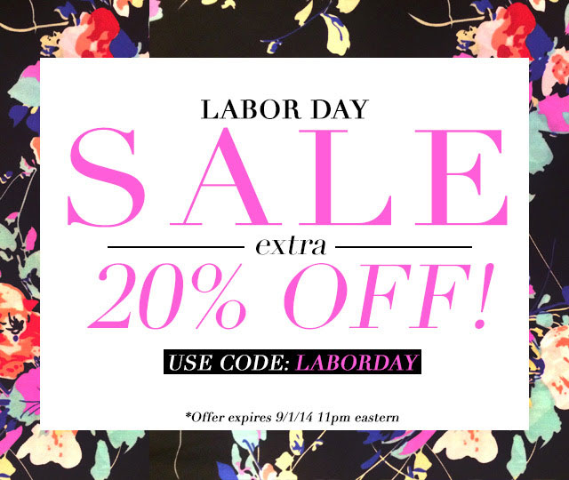 Yumi Kim Labor Day Sale