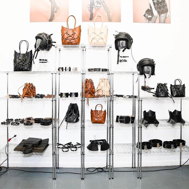 Zana Bayne Pop-up Shop