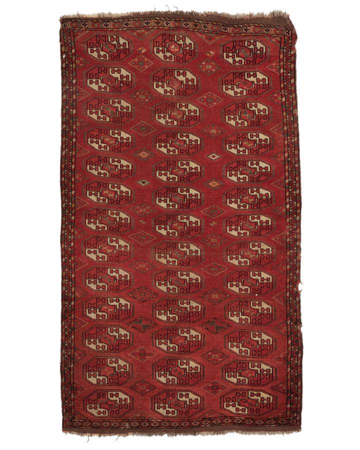 ABC Carpet & Home Russian Yamud Wool Rug: $3,750