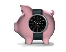 Alessi 'Time is Money' Sale