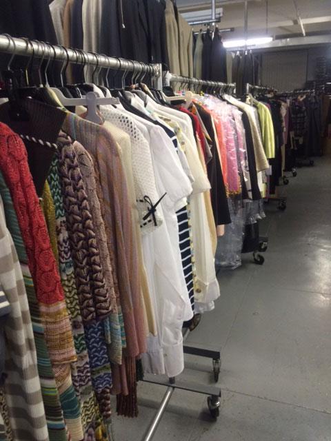 Alexander McQueen, Balenciaga, Dolce & Gabbana, & More Sample Sale