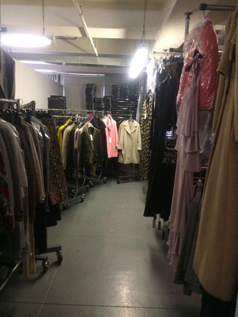 Alexander McQueen, Dolce & Gabbana, Christian Dior, & More Sample Sale