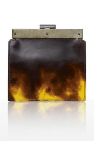 Smaller, leather envelope clutches are $70-$90 depending on their sizes