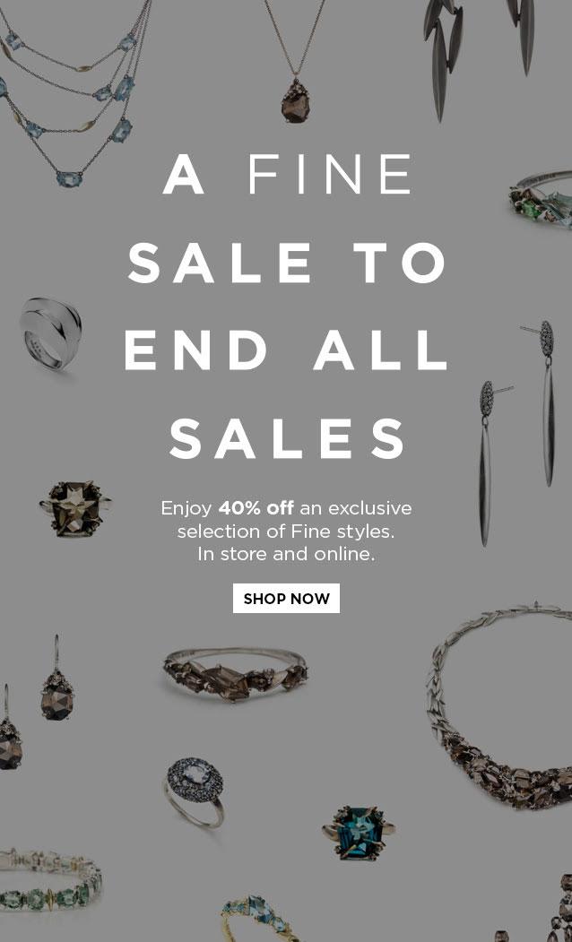 Alexis Bittar Fine Retail Sale
