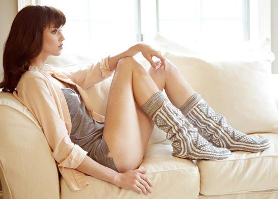 Anew Legwear Sample Sale