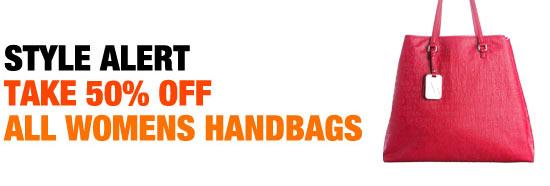 A|X Armani Exchange Handbag Sale