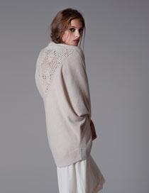 Autumn Cashmere Lace Back