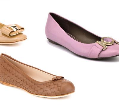 Luxe Flats: By Balenciaga, Lanvin, & More on RueLaLa.com