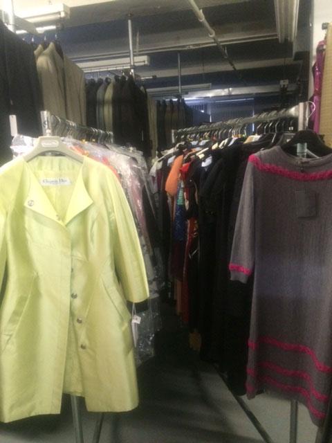 Balenciaga, Prada, Christian Dior, & More Sample Sale