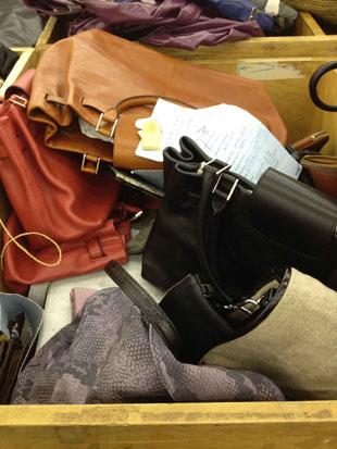 Handbags at the Barneys Warehouse Sale