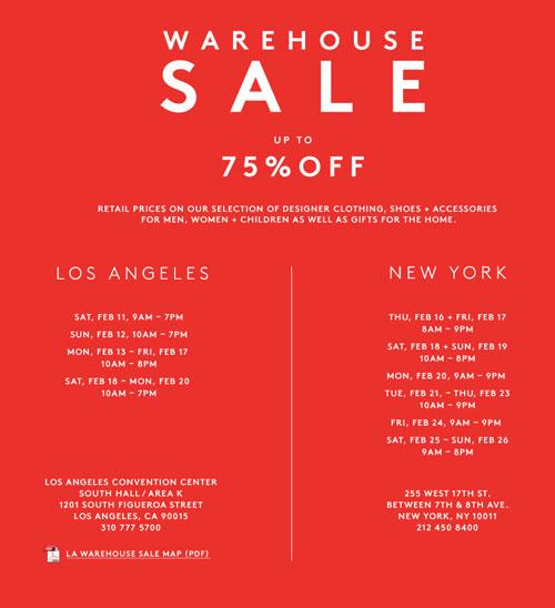 new york sample sales barneys new york warehouse sale. Black Bedroom Furniture Sets. Home Design Ideas