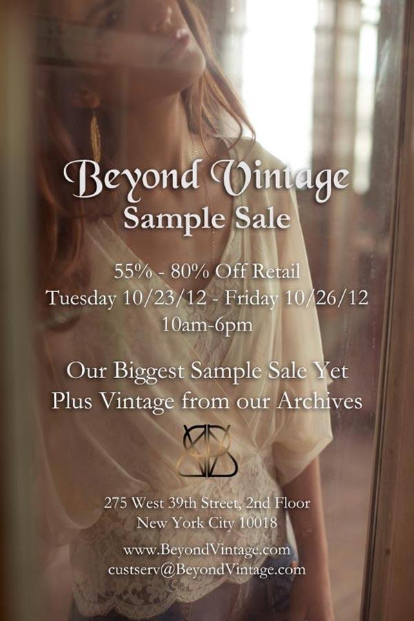 Beyond Vintage Clothing 33