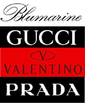 Blumarine, Prada, Gucci, Valentino Sample Sale