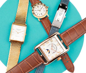 Most Coveted Timepieces: Bulgari, Chanel, & More