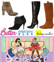 Butter, Bettye Muller & Something Bleu Sample Sale