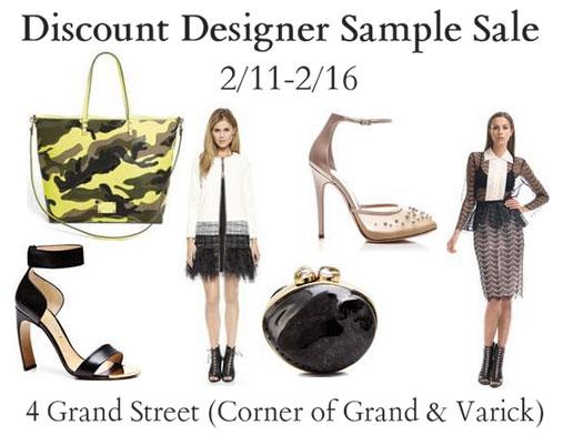 Cait's Closet Designer Pop-up Sample Sale