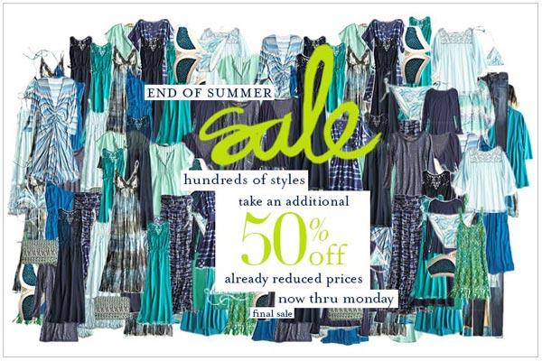 Calypso St. Barth End of Summer Online Sale