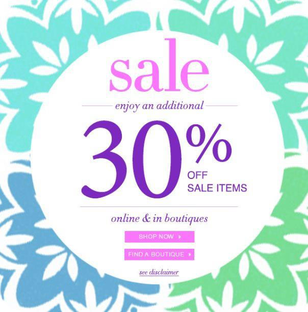 Calypso St. Barth Spring Retail Sale