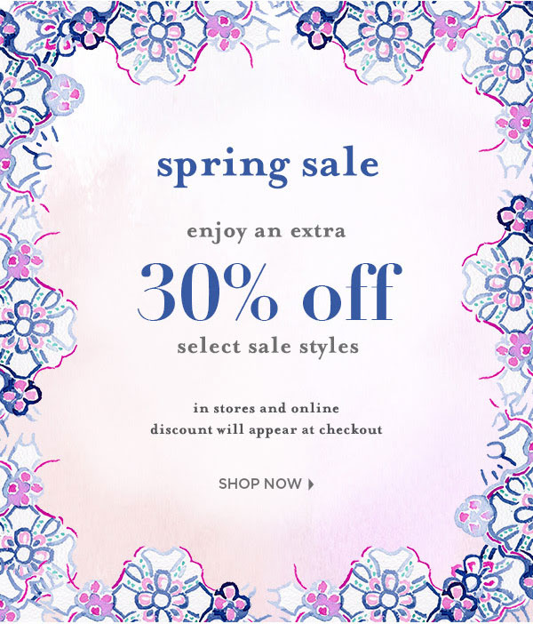 Calypso St. Barth Spring Retail Sale