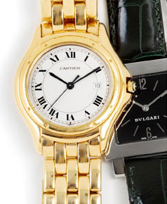 Most Coveted Timepieces: Cartier, Rolex, & More