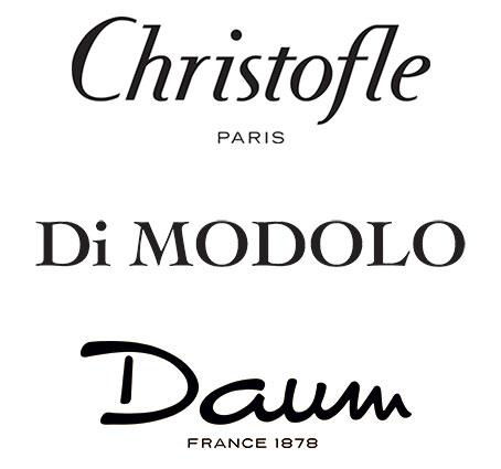 Christofle, Di Modolo, and Daum Sample Sale
