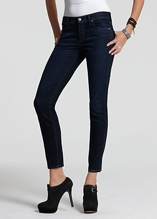 """Citizens of Humanity """"Thompson"""" Cropped Skinny Jeans $176"""