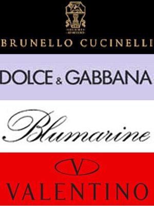 Brunello Cucinelli, Dolce & Gabbana, Valentino Sample Sale
