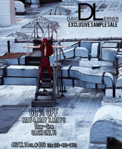 David Lerner Sample Sale