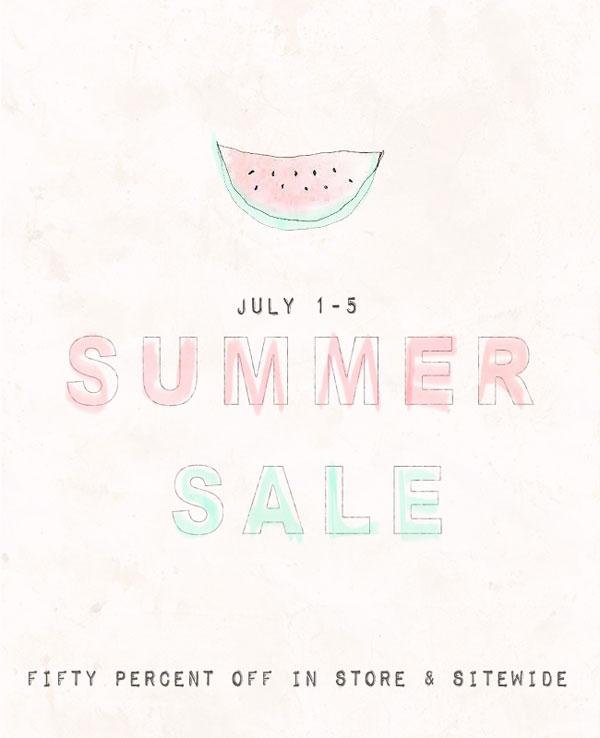 Delicate Raymond Semi-Annual Sale