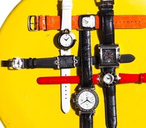 On Italian Time: Designer Watches