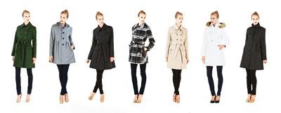 DKNY Outerwear