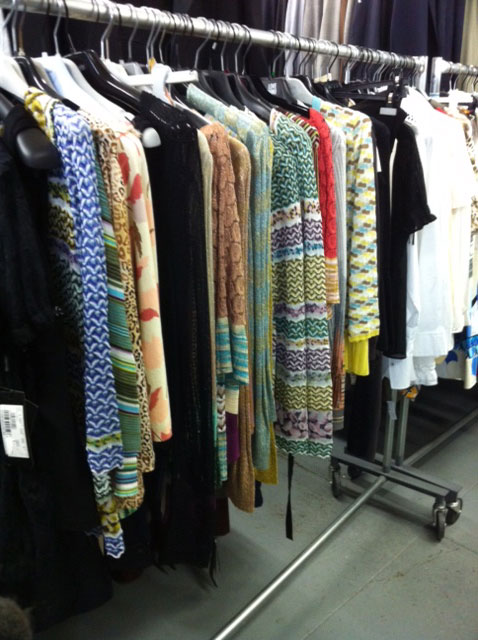 Dolce & Gabbana, Missoni, Valentino, & More Sample Sale