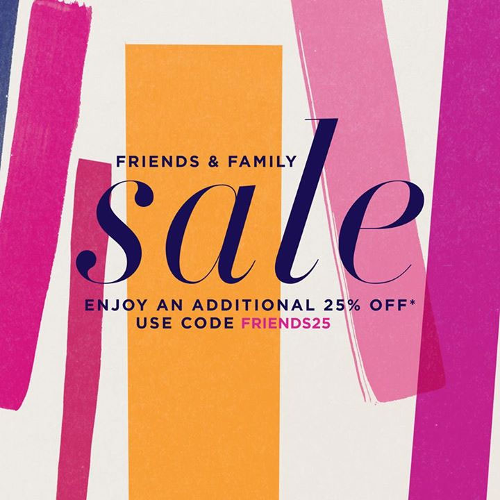 DVF Friends & Family Sale