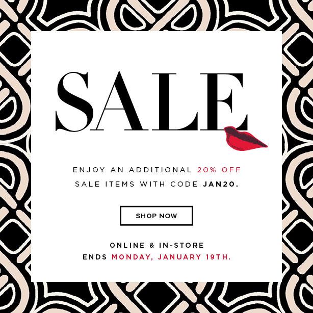 DVF Winter Retail Sale