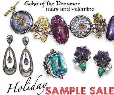 echo of the dreamermars valentine sample sale - Mars And Valentine