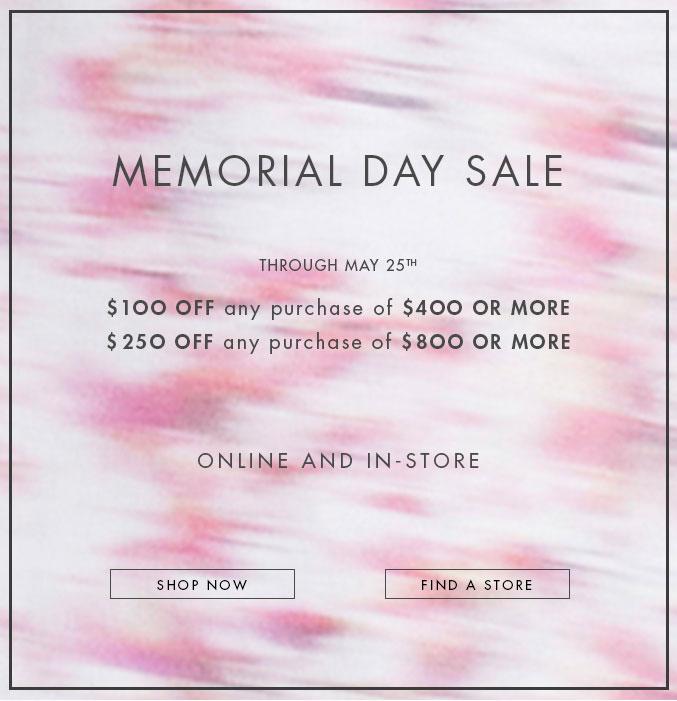 Elie Tahari Memorial Day Sale