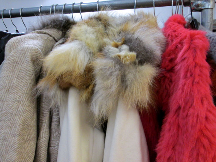 Furs for $250