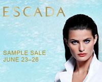 ESCADA Sample Sale
