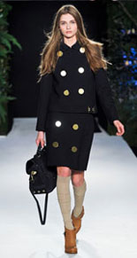 Fall 2011: 60s Vibe - Mulberry