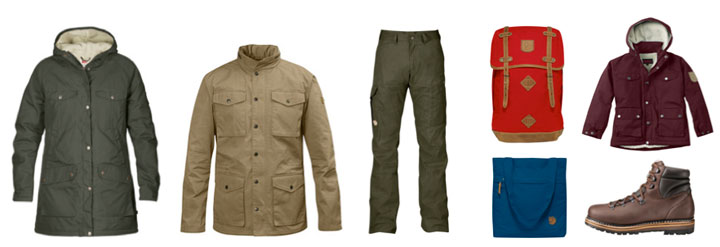 Fjallraven Outerwear & Accessories New York Holiday Sample Sale ...