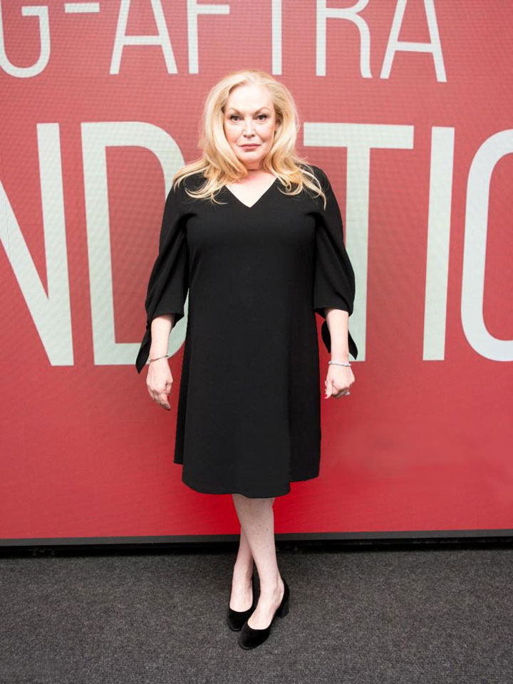 French Sole on the Red Carpet? Actress Cathy Moriarty Said Yes.