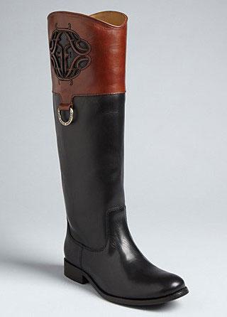 "Frye ""Melissa"" Riding Boots $388"