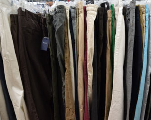 Pants $50 (orig. up to $200)