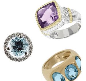 We're Loving: Gemstone Jewelry