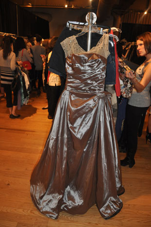 Finds like the Reem Acra dress $499 at the Gilt Warehouse Sale