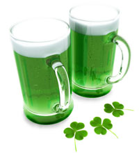 Green Beer - St Patrick's Day