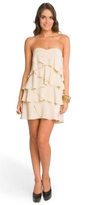 Haute Hippie Champagne Fountain Dress ($30)
