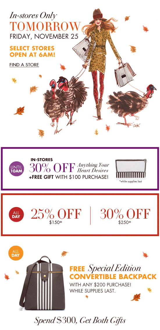 Henri Bendel Black Friday Sale