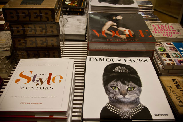 More Books at Henri Bendel