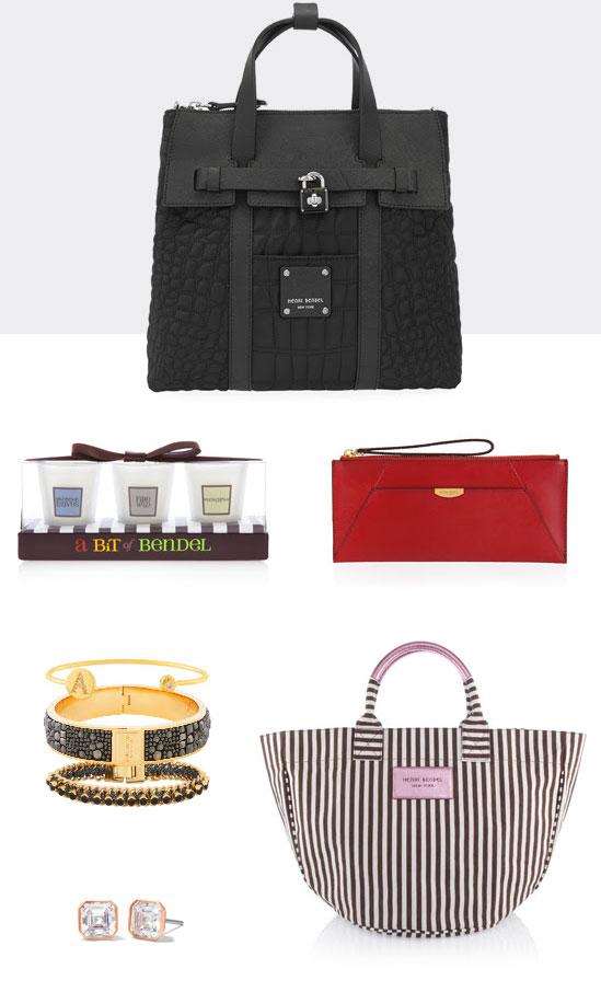 Henri Bendel Winter Retail Sale